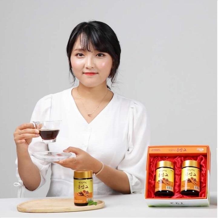 Cao Hồng Sâm Linh Chi