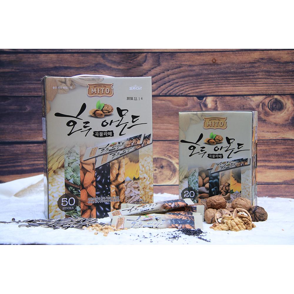 ngũ cốc Hàn Quốc